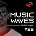 DeepinRadio.com   Music Waves Radio Show #25   Mixed by IvanG