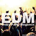 EDM - Crazy Party Megamix - mixed by DJ k.m.r - 21track 74min