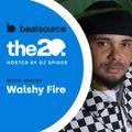 Walshy Fire: Serato sound clash, classic Miami music | 20 Podcast