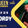 Mac Queen Livestream 3-4-21 DJ JORDY!
