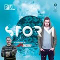 Storm Radio by PaKu - Episode 33 - GUESTMIX by  MOERV
