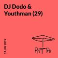 DJ Dodo & Youthman (29) @ 20ft Radio - 14/08/2019