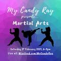 'Rowdy' Mama RayRay vs. Epicentre 'The Dragon' - Martial Arts