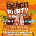 Dexter Curtin & Marcus Jahn- Live @ Beach Party Himmelfahrt, Cospudener See Leipzig 29-05-2014