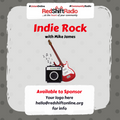 #IndieRockShow - 8 October 2019
