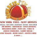 Downbeat The Ruler@Club Encore Queens NY 10.5.1985