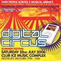 Darren Styles & Hixxy @ HTID vs Fusion Digital Circus 22/07/06