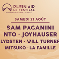 Will Turner @ Plein Air Le Festival 2021