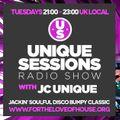 Unique Sessions - 4th October 2016