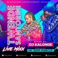 Dj Kalonje& Supa Marcus Live @ santorini 2021