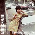 Mondaze #271 International Womens Day broadcast