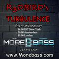 R3DBIRD - Turbulence 11 on Morebass