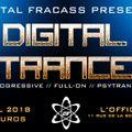 Live @ Digital Trance #05 (2018.04.13)