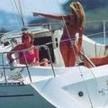 Sensual Boat Heeling by Larry SKG.