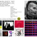 SYNTHOLOGY 101 Sept 2021 Edition with DJ DINO & Vee on JOLT RADIO   NEON TRANSMISSIONS