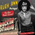 Ruby Ann Show #21 Rockin247Radio