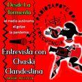 Podcast - Desde La Tormenta: entrevista con Chaski Clandestina   Medio Libres desde Bolivia  