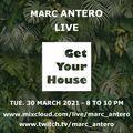 Antero's Shelter Live! (Soulful House Set - 30.03.2021)