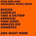 #768 NEW BOOGIE   DAEDELUS   KREWCIAL   AWANTO3   TAKE A DAYTRIP   IVAN CONTI   ARMLESS KID