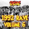 DJ Faydz - 1992 Rave Mix (Volume 6)