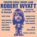 Mixmaster Morris - Robert Wyatt 'Sea Song' 95 min