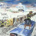 Funky Wheels #7 - Winter in Cali