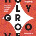 DJ Mr Thing (UK), exclusive mix for Couleur 3 radio|Holy Groove Festival 2015