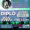 GHR - Ghetto House Radio - Diplo + Richard Vission & More - Show 349