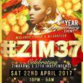 #Zim37 Zimdancehall 2017 @djwardywardz