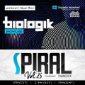 Spiral Vol25 Biologik Showcase hosted & mixed By Noor Mitri