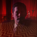 Twin Peaks Soundtrack Design Profile Image