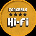 Generals Hi-Fi Profile Image