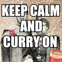 Keep Calm And Curry On Profile Image