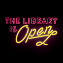 The Library Is Open Profile Image