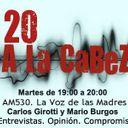 20 A LA CABEZA Profile Image