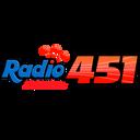 Rádió 451 Profile Image