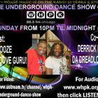 WHPK-Underground Dance Show Profile Image