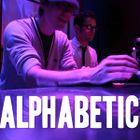 Alphabetic Profile Image