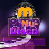 (Mix) DJ Marty Bay - Nu Disco November 2018