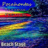 Pocahontas @ Tatarak Music Festival - Beach Stage (17.07.2016)