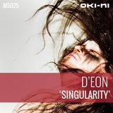 SINGULARITY by d'Eon