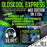 02 Oldskool Express -Mix Edition-CD2 mixed by DJ Neuby