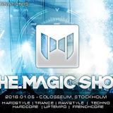 Tim.Win - Tranceformation 021 (Liveset Special Deztination presents The Magic Show: Path Of Light)