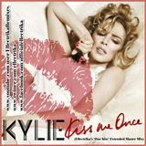 Kylie Minogue - Kiss Me Once (Ellectrika's 'One Kiss' Extended Master Mix) [2015] (8:13)