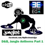 Electronic Ego - D&B, Jungle Sessions part 1