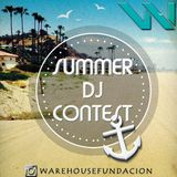 Summer Dj Contest // BLASSBACKER // #WarehouseFundacion