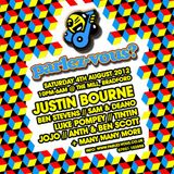 Justin Bourne - Parlez Vous Preview Mix, 4th August 2012