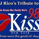 98.7 Kiss FM NYC Shep Pettibone Tribute #1