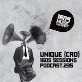 1605 Podcast 235 with Unique (CRO)