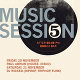 Paul Adrian @Booha Bar Music Session 5
